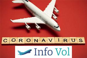 conseils de sécurité sanitaire pour prendre l'avion pendant le Coronavirus
