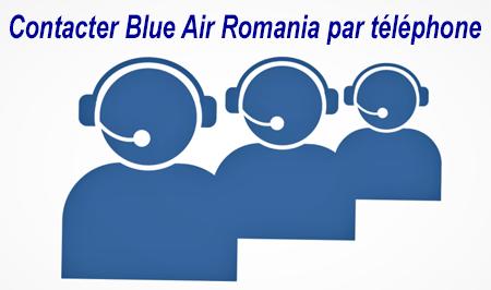 Appeler le service client Blue Air Romania par numéro de téléphone