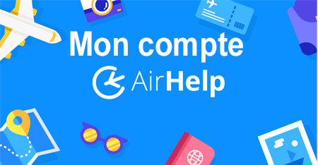 Se connecter à man espace client Airhelp et suivre mon dossier de demande d'indemnisation en ligne