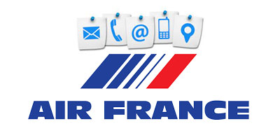 Contact service client Air France