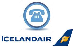 Contacter Icelandair par téléphone