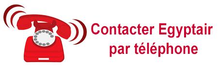 contacter le service client Egyptair par numéro de téléphone